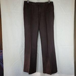 Banana Republic brown slacks size 12